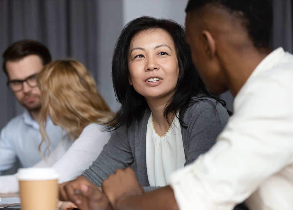role of asian americans